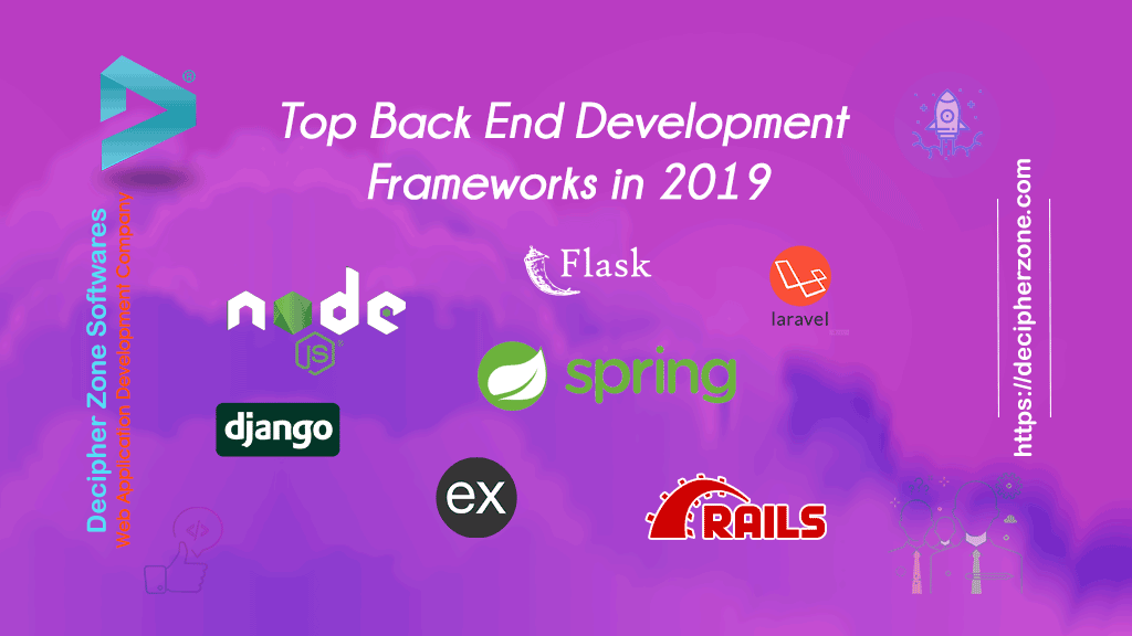 Top Backend Development Frameworks in 2019
