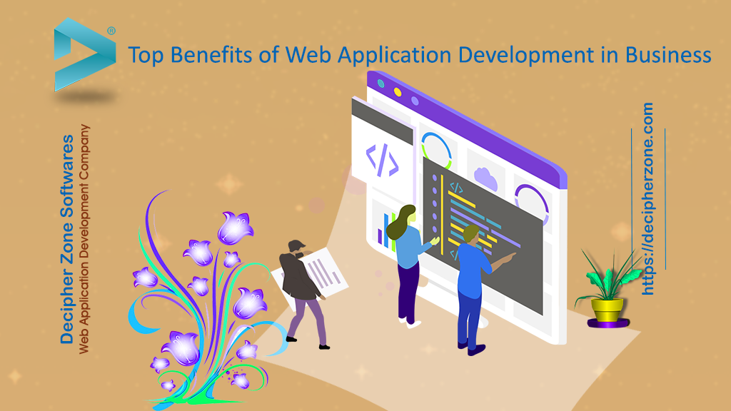 Benefits of Web Application for business