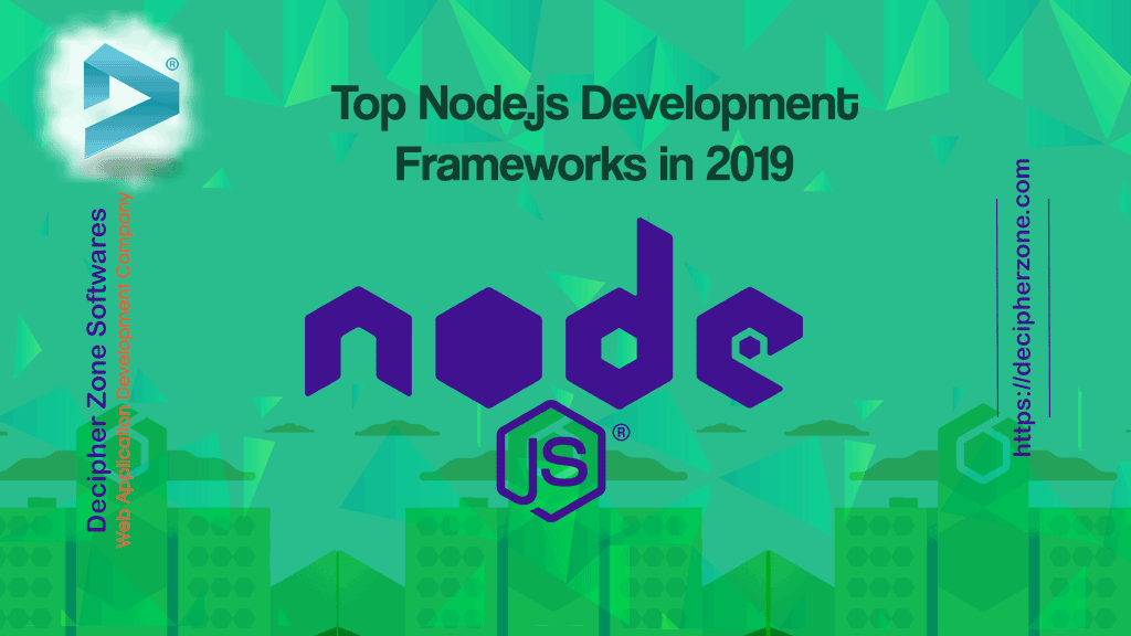 Top Node.js frameworks in 2019