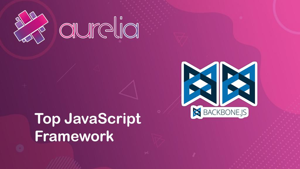 Top JavaScript Frameworks for web developers