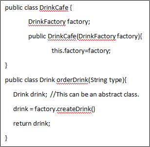 Factory Design Patterns in Java
