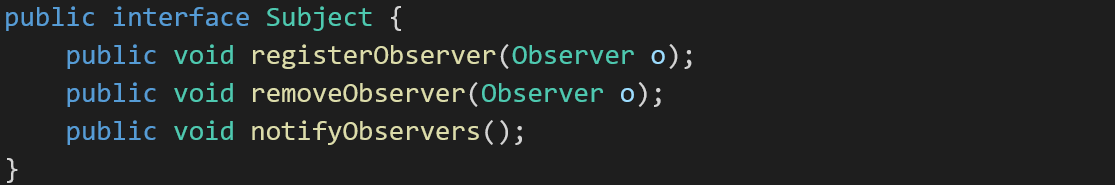 A quick guide to the observer design pattern in Java